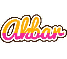 Akbar smoothie logo