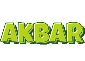 Akbar summer logo