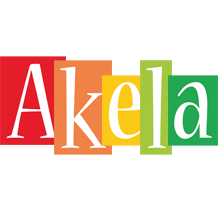 Akela colors logo