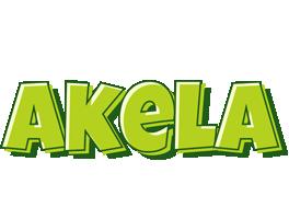 Akela summer logo