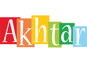 Akhtar colors logo
