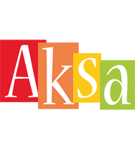 Aksa colors logo