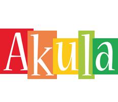 Akula colors logo