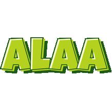 Alaa summer logo