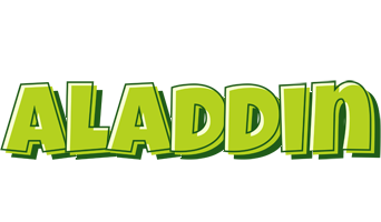Aladdin summer logo