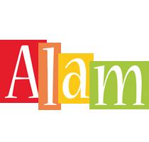Alam colors logo