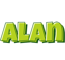Alan summer logo