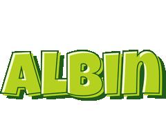Albin summer logo