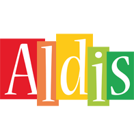 Aldis colors logo