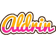 Aldrin smoothie logo