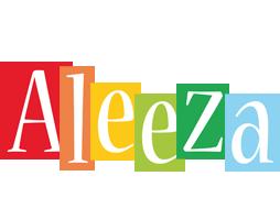 Aleeza colors logo
