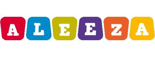 Aleeza kiddo logo