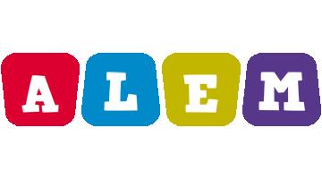 Alem kiddo logo