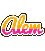 Alem smoothie logo