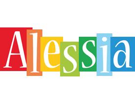Alessia colors logo