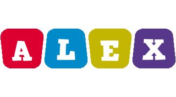 Alex kiddo logo