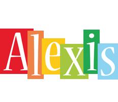 Alexis colors logo
