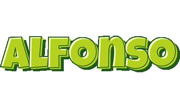 Alfonso summer logo