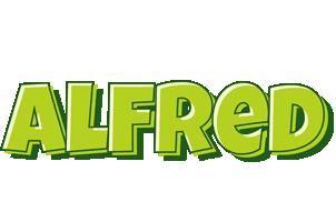 Alfred summer logo