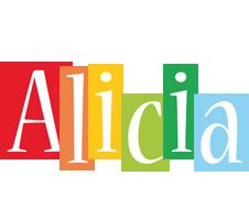 Alicia colors logo