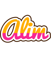 Alim smoothie logo