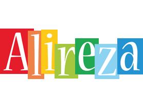 Alireza colors logo