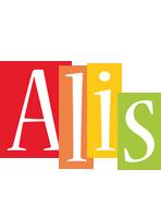 Alis colors logo