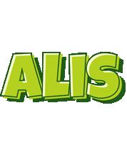 Alis summer logo