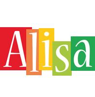 Alisa colors logo
