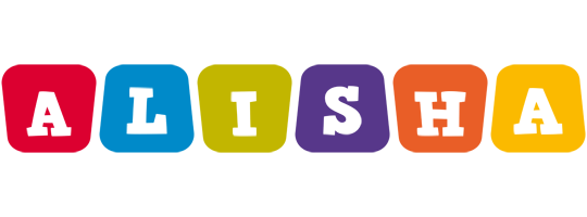 Alisha kiddo logo
