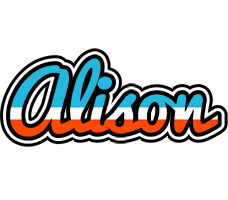 Alison america logo