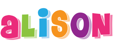Alison friday logo