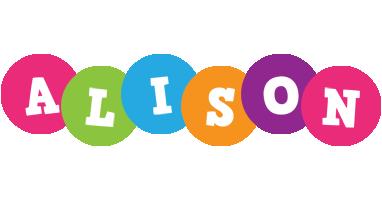 Alison friends logo