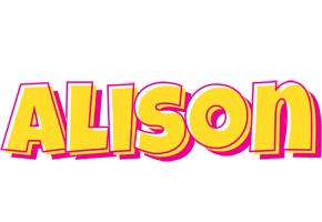 Alison kaboom logo
