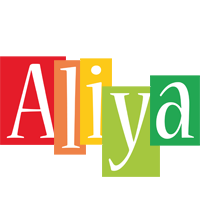 Aliya colors logo