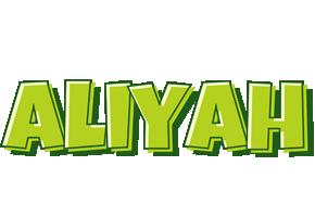 Aliyah summer logo