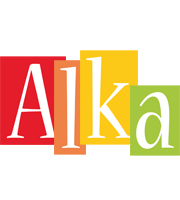 Alka colors logo