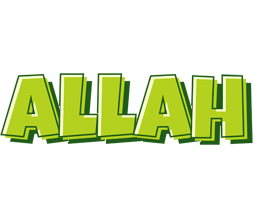 Allah summer logo
