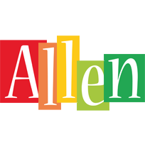 Allen colors logo