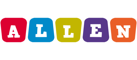 Allen kiddo logo