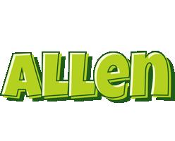Allen summer logo