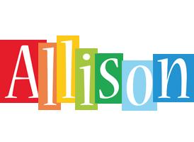 Allison colors logo