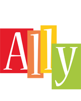 Ally colors logo