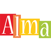 Alma colors logo