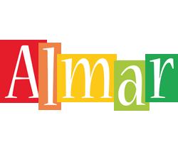 Almar colors logo