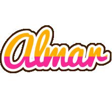 Almar smoothie logo