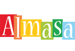 Almasa colors logo