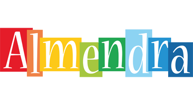 Almendra colors logo
