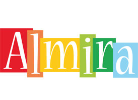 Almira colors logo