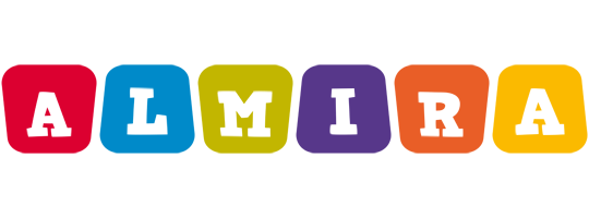Almira kiddo logo